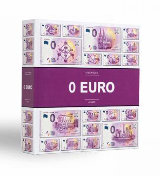 Album na Euro Souvenir bankovky (200ks)
