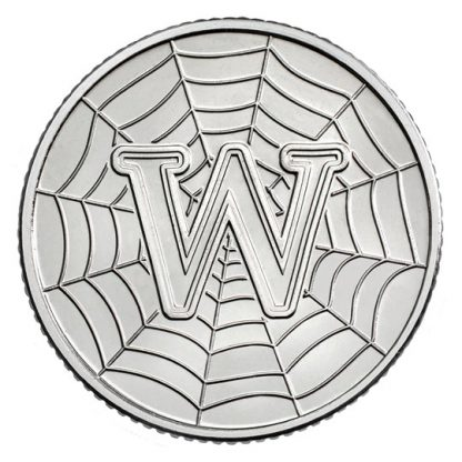 WORLD WIDE WEB 2018 UK 10p UNC - reverz