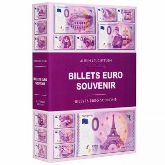 Album na Euro Souvenir bankovky (420ks)