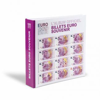 Album na Euro Souvenir bankovky (200ks) - stará verzia