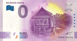 0 Euro Souvenir - BILÍKOVA CHATA 2021-3